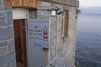 The Gallery on the Hoe